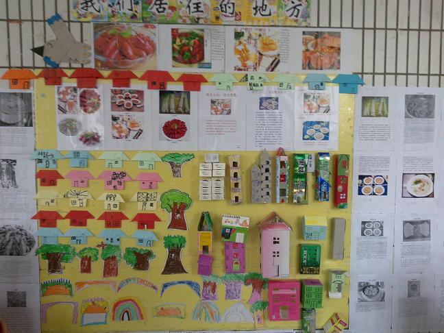 如何写我家的幼儿园中班小朋友家中表现图片