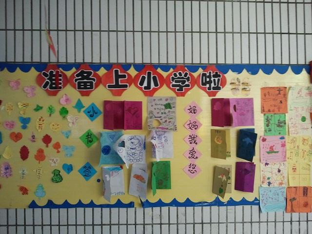 幼儿园主题墙礼仪