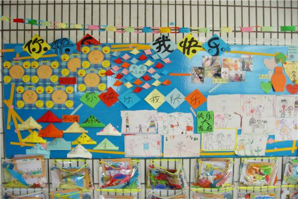 幼儿园主题墙的研究